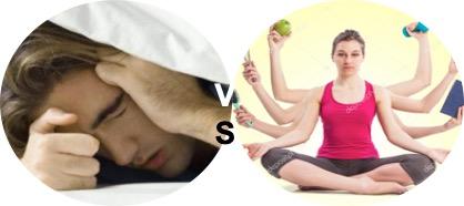 Uomini e donne sono diversi contro il virus influenzale. L'esilarante dualismo tra uomini e donne nella suscettibilità, nei sintomi e nella difesa contro il virus influenzale.