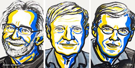 Vincitori del Nobel per la Chimica del 2017
