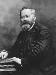 Fotografia che ritrae Charles Chamberland, scienziato francese, stretto collaboratore di Pasteur.