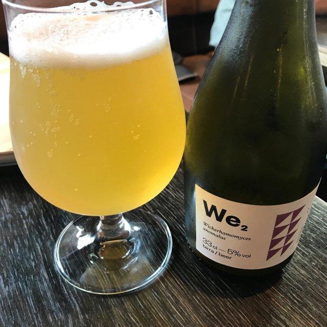 Birra dell'eremo birrificio italiano che produce birra con W. anomalus
