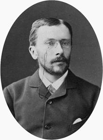 Konstantin Sergeevič Merežkovskij, scienziato russo che nel 1905 avanzò per la prima volta l'ipotesi endosimbiotica