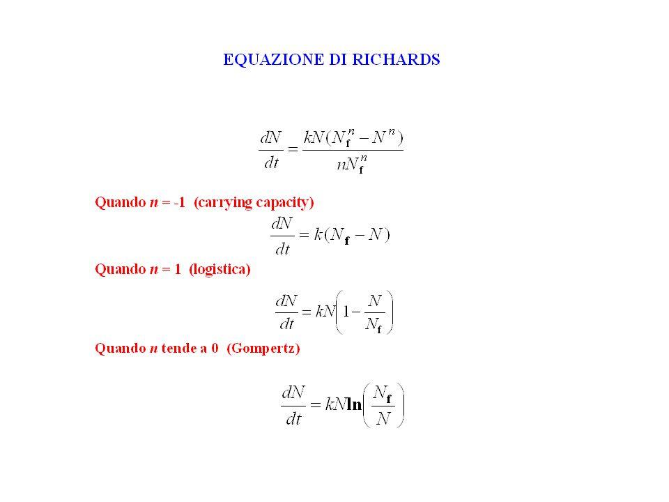 Figura 3 -  Equazione di Richards