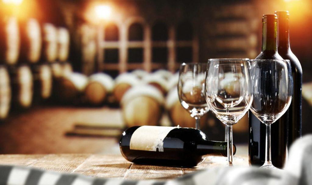 corredo aromatico dei vini nella degustazione
