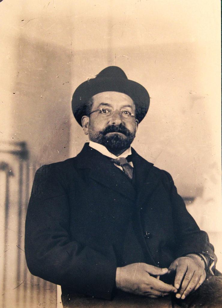 Vincenzo Tiberio, italiano che per primo scoprì l'azione terapeutica delle sostanze prodotte dalle muffe