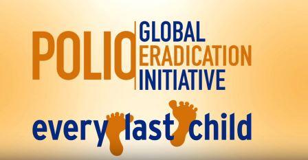 le campagne per l'eradicazione della poliomielite hanno permesso gli importanti traguardi raggiunti