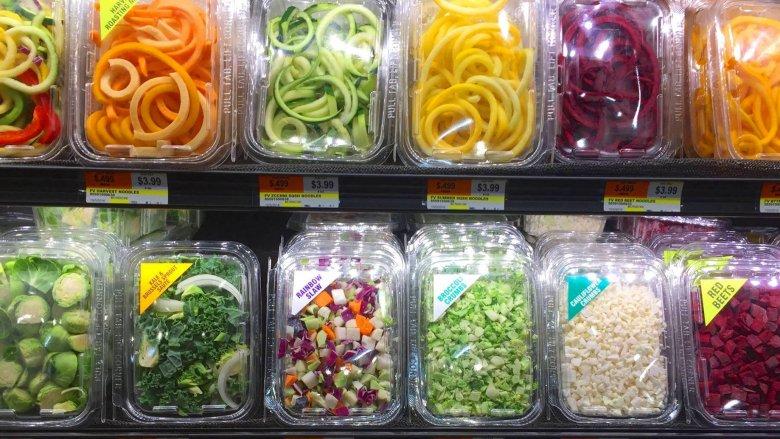 I fresh cut products, FCP, sono la risposta più pratica alle abitudini alimentari globali.