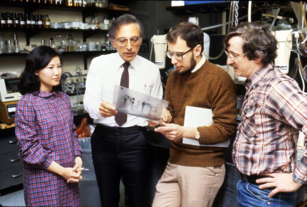 Robert Gallo e colleghi, 1980